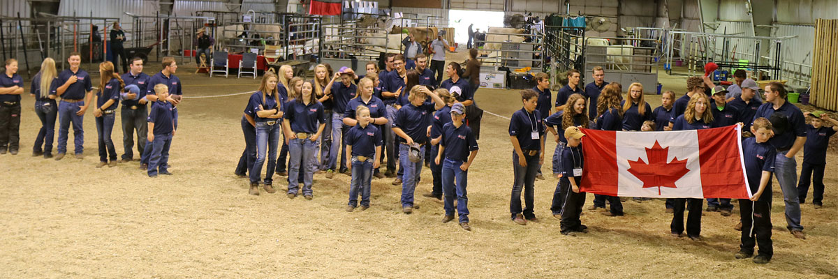 Canadian Charolais Youth Association